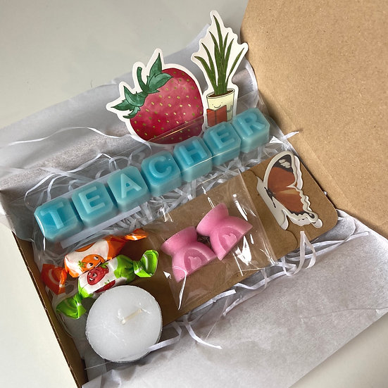 The Teacher Gift Box