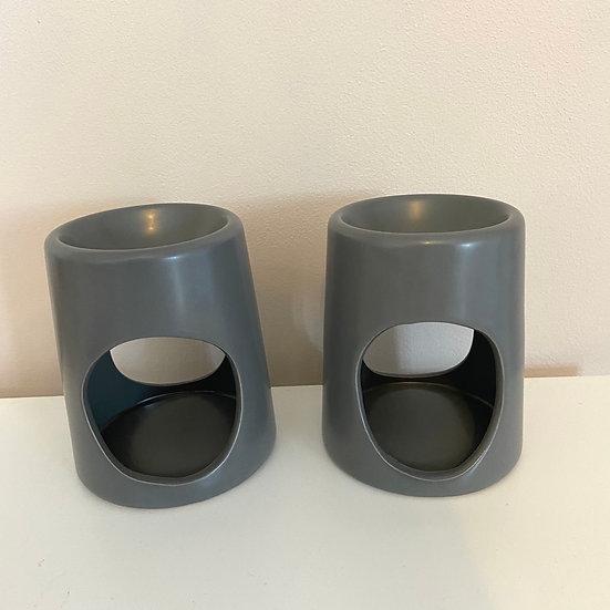 Grey Ceramic Burner