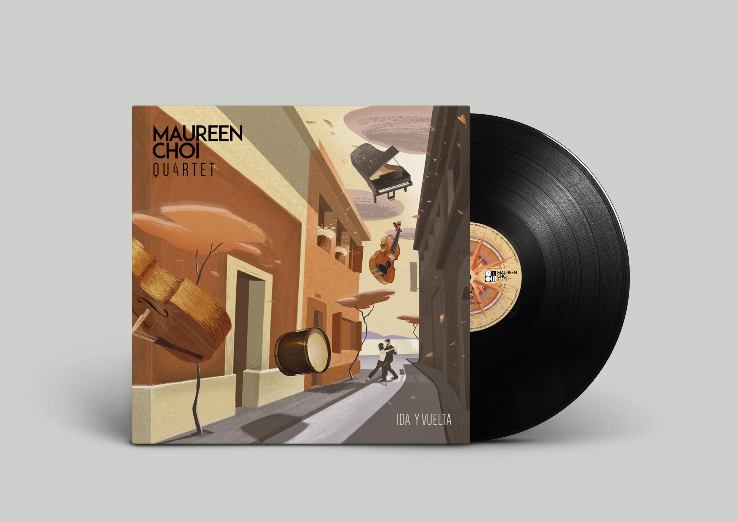 Portada para Maureen Choi Quartet