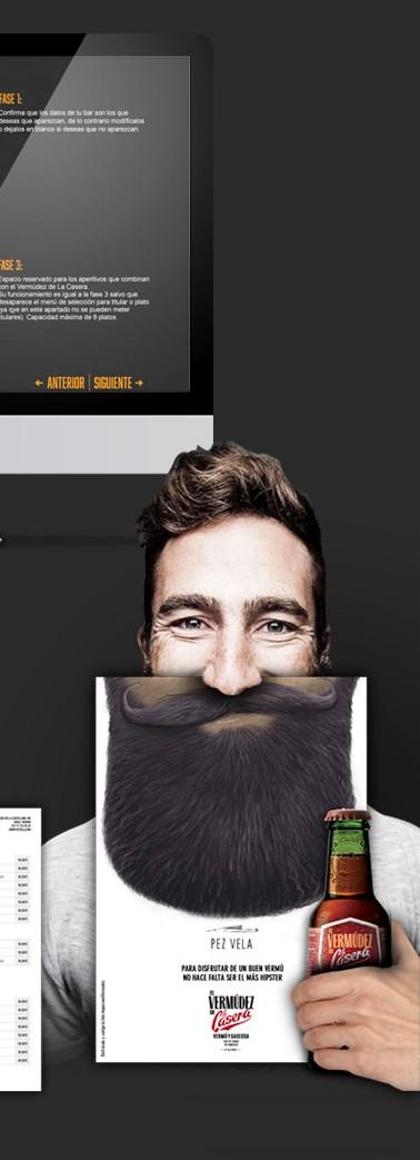 Ejemplo carta - barba