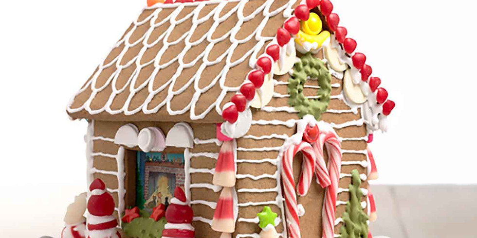 Womens Gingerbread House Night