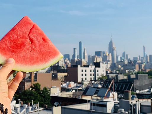 Summertime: Staying cool and healthy
