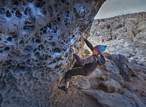 Trigger-Point Acupuncture Can Help Rock Climbers Scale to New Heights