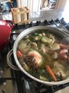 Mom's Chicken Soup Recipe