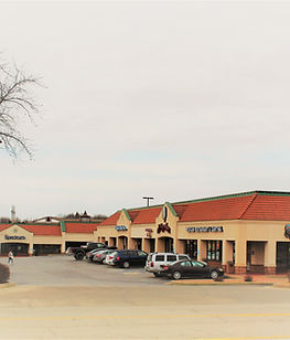 Santa Fe Trail Shopping Center, Warrensburg, MO
