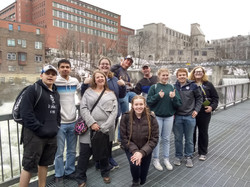 GHS French Class in Sherbrooke, Quebec G