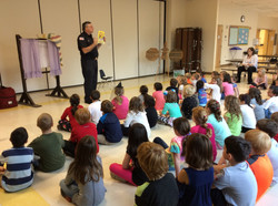 MVS Learning About Fire Safety 2018