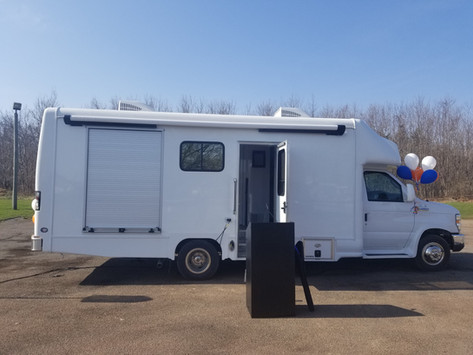 Huther Doyle Mobile Treatment Unit is Up and Running!