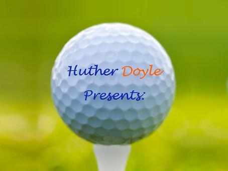 Huther Doyle primer Torneo de Golf Anual!