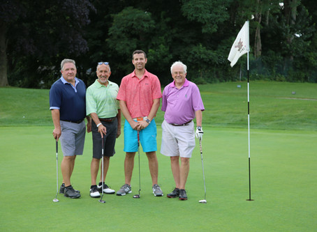 2nd Annual Huther Doyle Classic Golf Tournament
