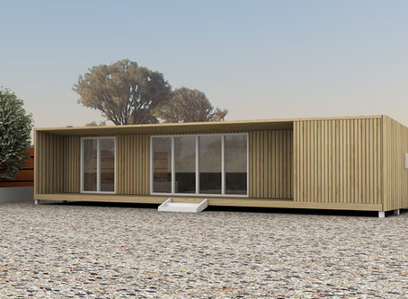 Homes and Accomodation of the future