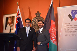 News page - 50 years of Afghanistan-Aust