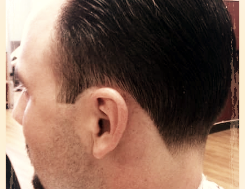 Cut by Barber Grant Cortez