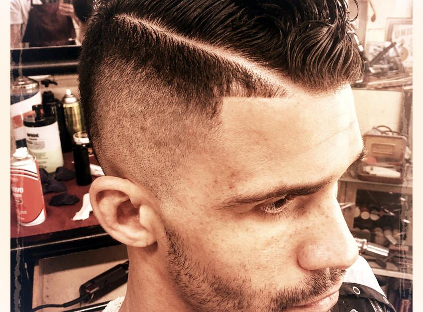 Cut by Barber Rondol Moss