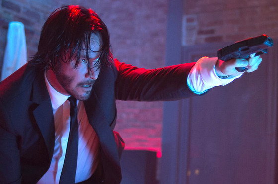 Movie Review: John Wick Fuels A Slow Burn