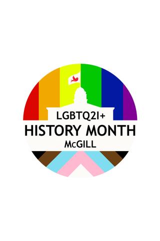 LGBT+ History Month (logo)