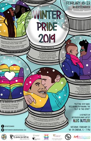 Winter Pride 2019 (poster)