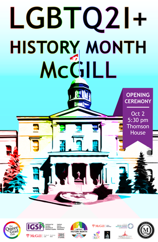 LGBT+ History Month (poster)