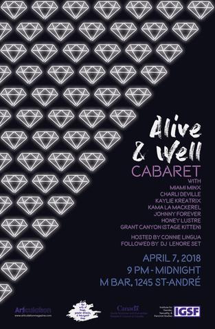 Cabaret (poster)