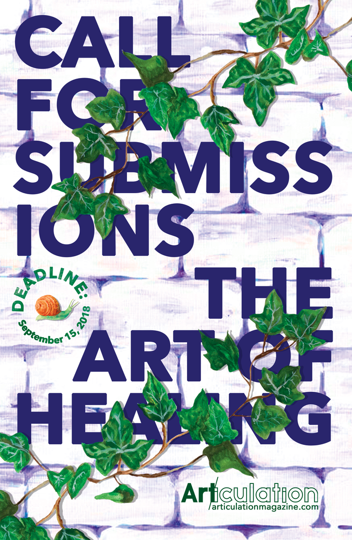 """""""The Art of Healing,"""" Call for Submissions"""