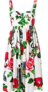 Dolce & Gabbana floral summer dress