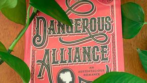 A Quick 5 Questions with Jennieke Cohen, Author of Dangerous Alliance