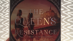 REVIEW: The Queen's Resistance by Rebecca Ross