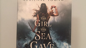 REVIEW: The Girl the Sea Gave Back by Adrienne Young