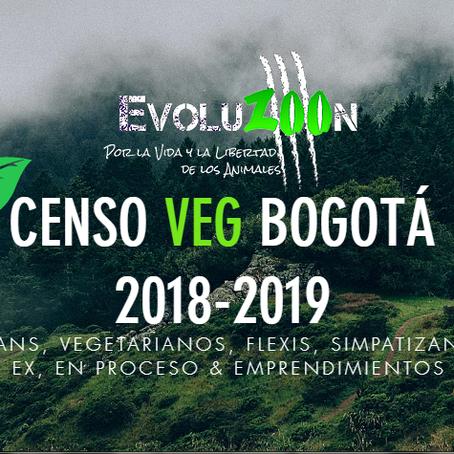 CENSO VEG BOGOTÁ 2018-2019