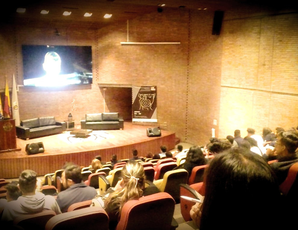 EvoluZOOn Cine Animal Fest en el SENA
