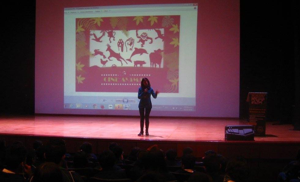 EvoluZOOn Cine Animal Fest Colegio Minuto de Dios