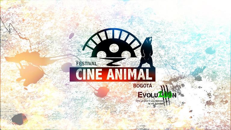 V CINE ANIMALFEST Bogotá