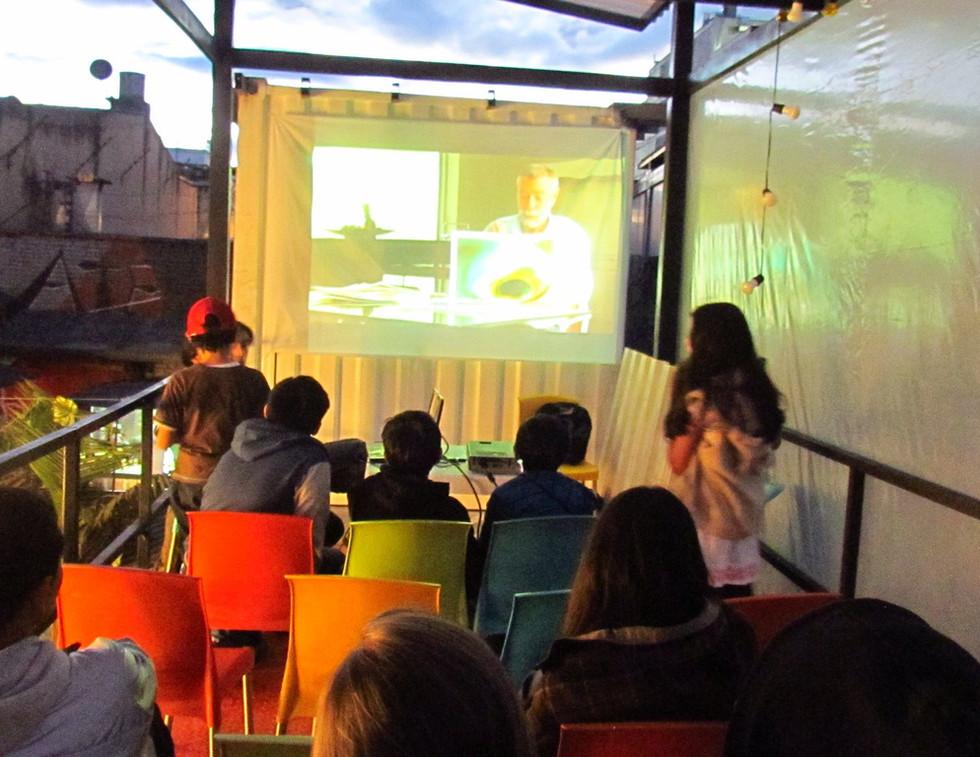 EvoluZOOn Jornada Mundial por el Fin de la Pesca Bogotá