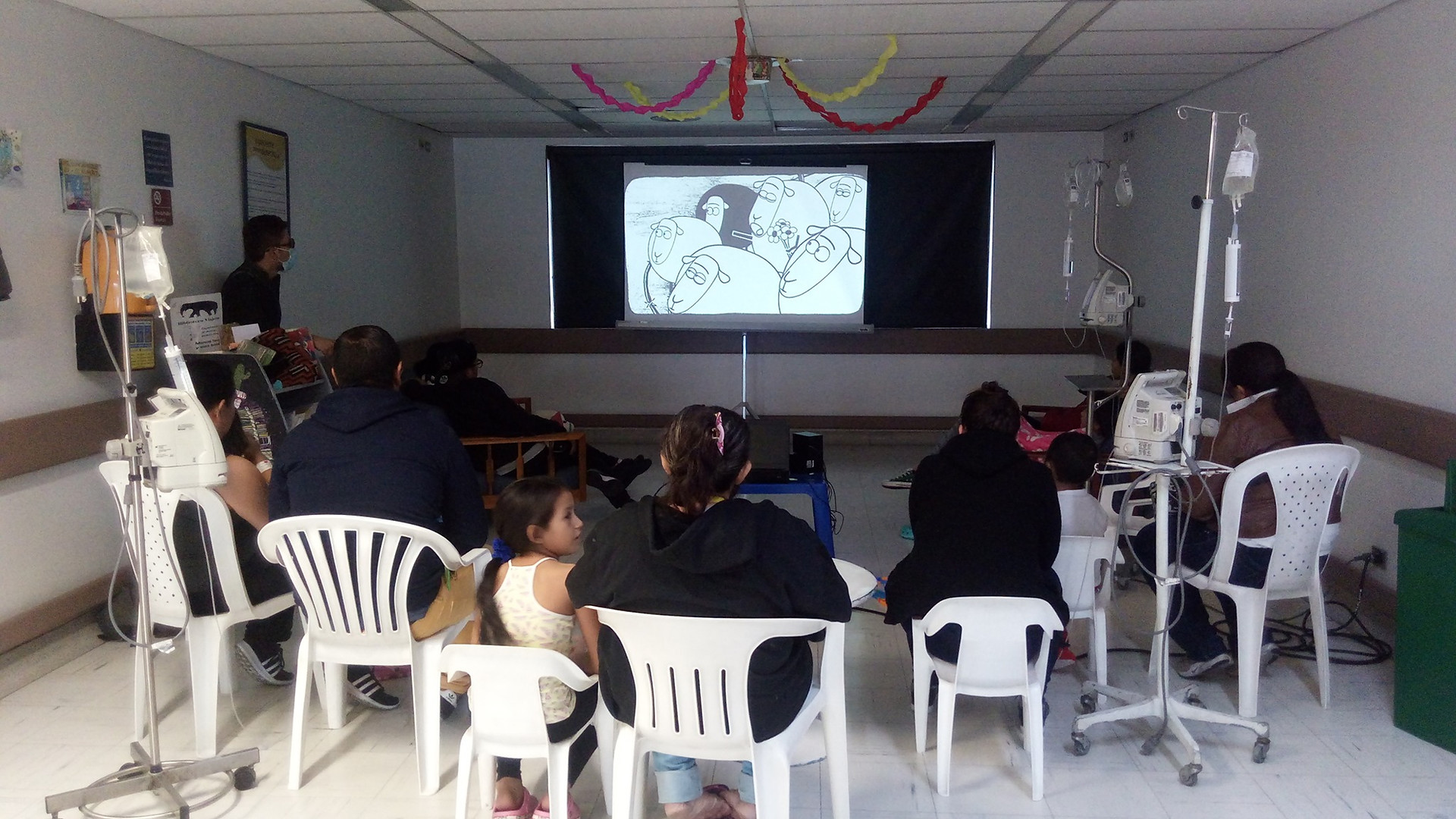 EvoluZOOn Cine Animal Fest Clinica Infantil Colsubsidio
