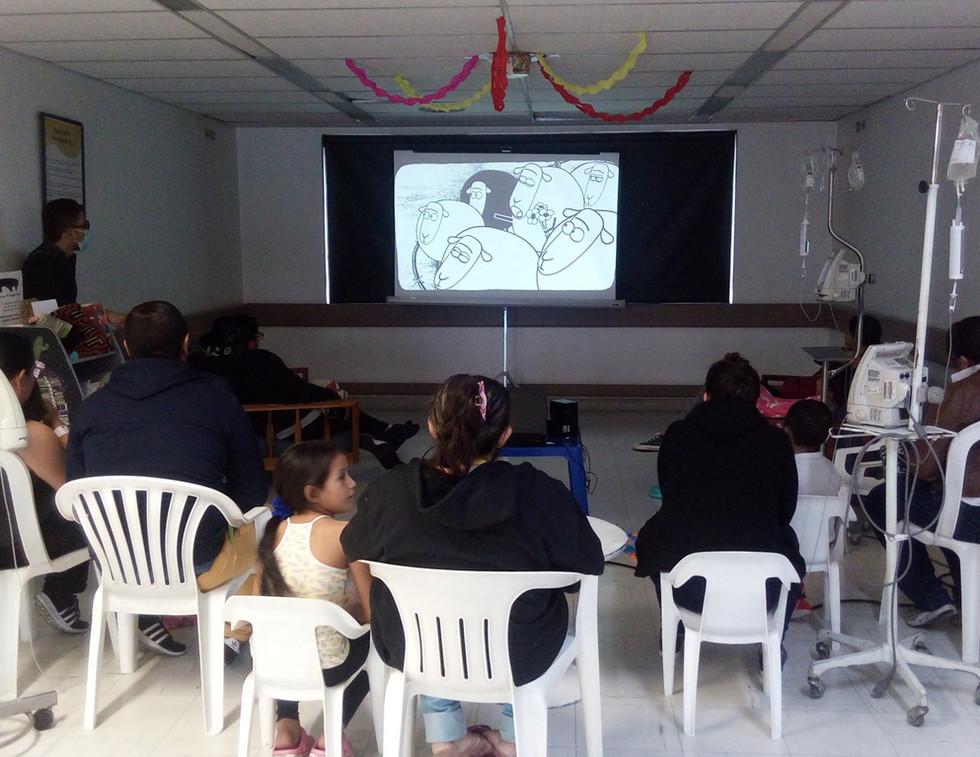 EvoluZOOn Cine Animal Fest Clinica Infantil Colsubsidio