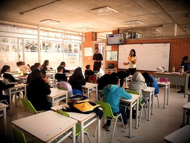 EvoluZOOn Cine Animal Fest Colegio La Candelaria