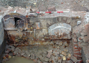 Mysterious Colombo Street Furnaces