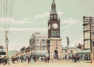 Diamond Jubilee Clock Tower
