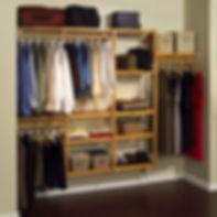 Organized Stress Free Closet