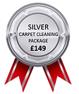 Carpet Cleaning Reading Silver Carpet Cleaning Package