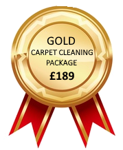 Gold Carpet Clean Package