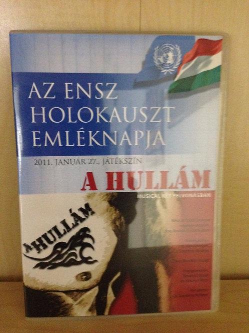 AZ ENSZ HOLOKAUSZT EMLÉKNAPJA DVD - 2011
