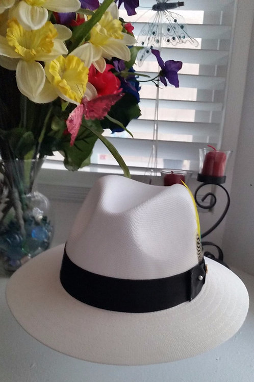 Panama White Hat (MADE IN ITALY)