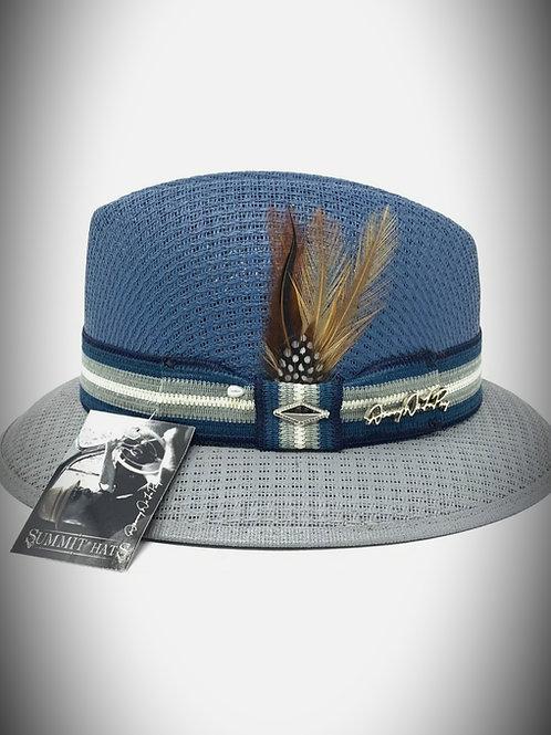 Danny De La Paz Two Tone Blue Hat