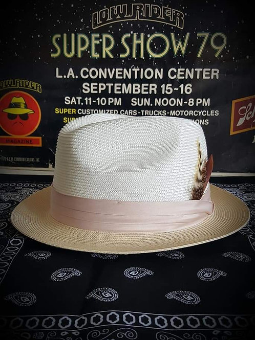 Frank's Hats Stetson Beige/Sand