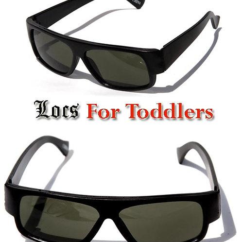 TODDLERS LOCS SUNGLASSES