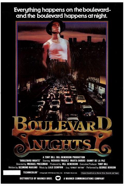 Bouvlevard Nights CD movie