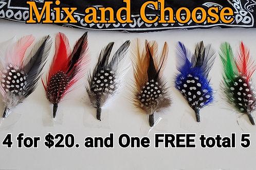 Feathers bundle savings