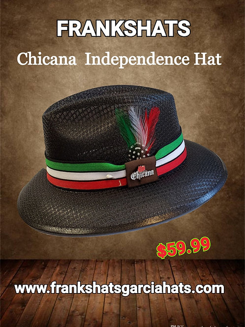 Chicana hat