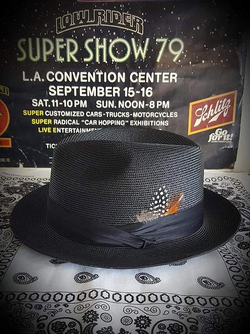 Frank's Hats Stetson Black